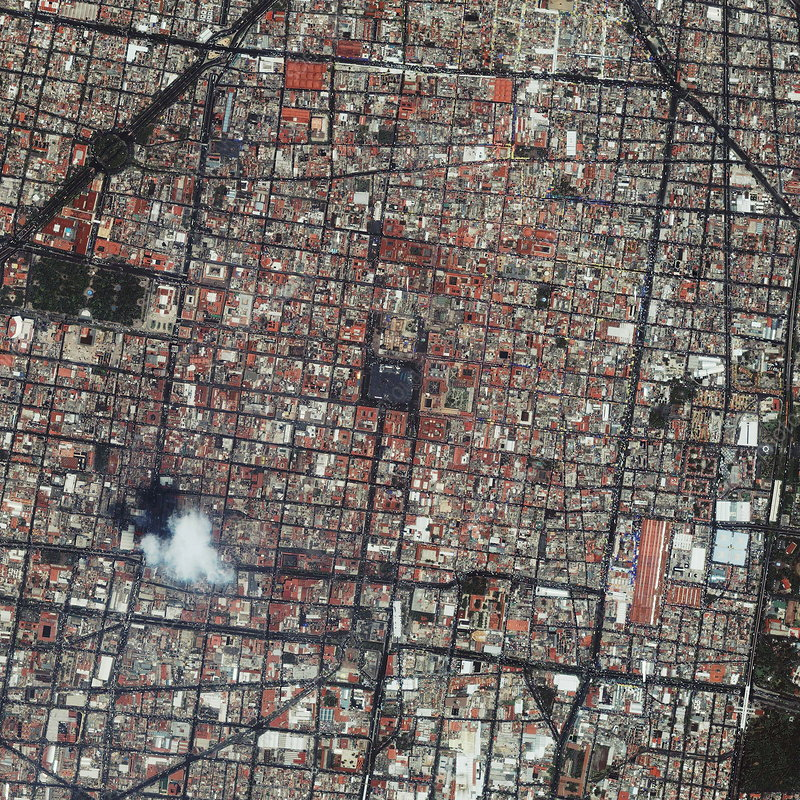 Zocalo Square, Mexico City