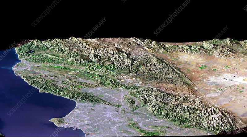 Los Angeles, satellite image - Stock Image - E780/1253 ... on satellite map of oklahoma, satellite map of north carolina, satellite map of queen creek, satellite map of oahu hawaii, satellite map of vermont, satellite map of colorado river, satellite map of new york state, satellite map of united states, satellite map of key west, satellite map of new mexico, satellite map of la paz mexico, satellite map of flagstaff, satellite map of chesapeake bay, satellite map of cabo san lucas, satellite map of las vegas strip, satellite map of abu dhabi, satellite map of east coast, satellite map of the us, satellite map of disney world, satellite map of staten island,
