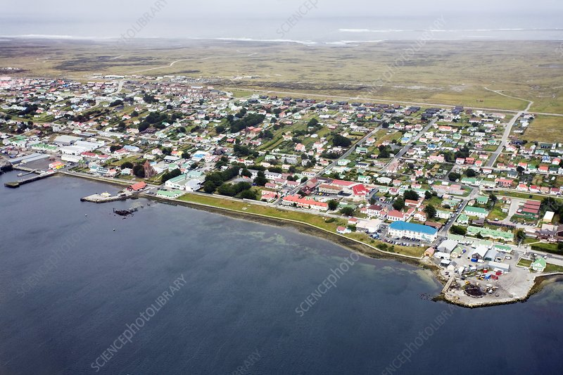 Port Stanley, the Falkland Islands