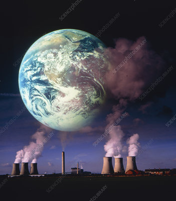 relationship between emissions and ambient levels of pollution