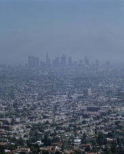 Smog in Los Angeles