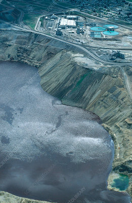 Berkeley Pit Superfund Site