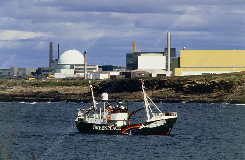 Greenpeace ship 'Moby Dick'