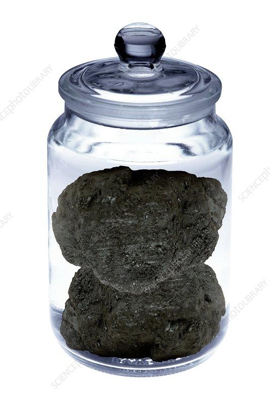Carbon capture, conceptual image