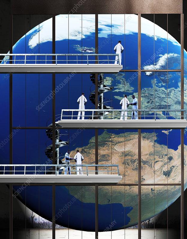 Repairing Earth