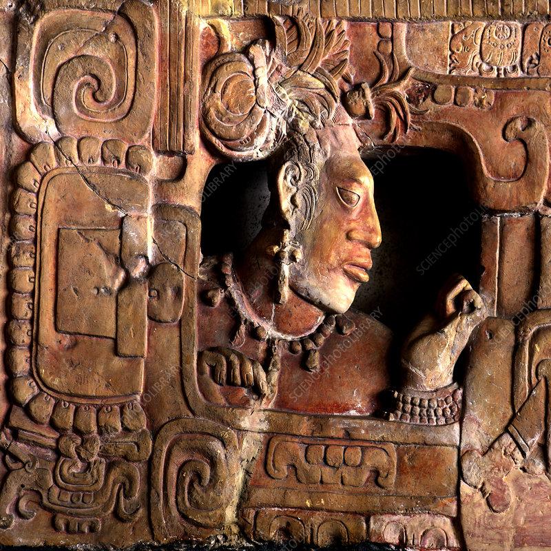 Throne of Piedras Negras