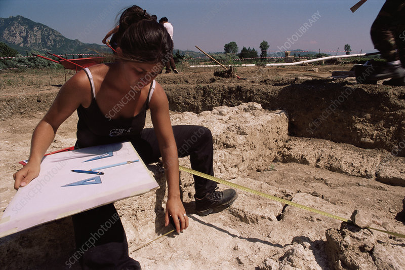 Archaeological measurements