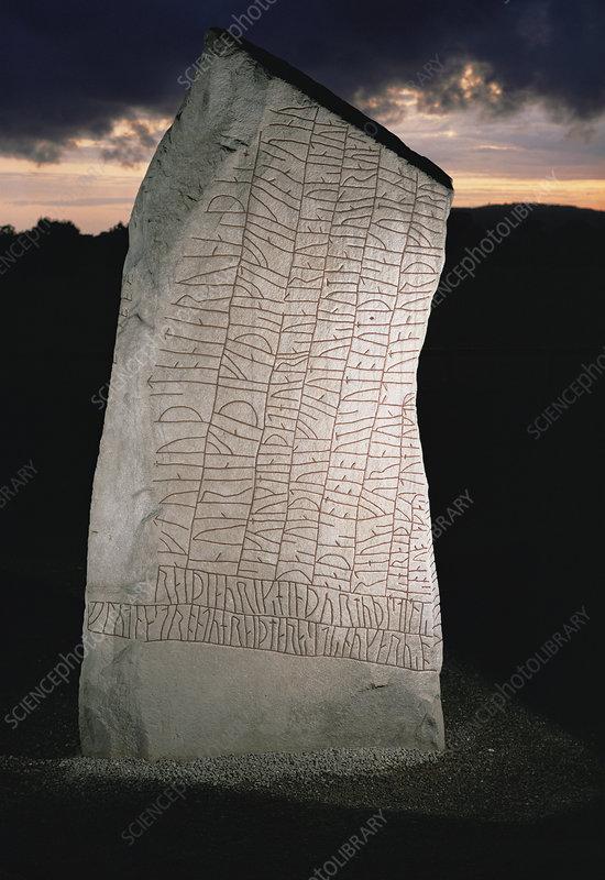 The Rok Runestone