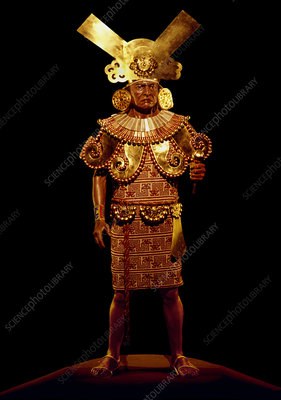 Representation of the Lord of Sipan