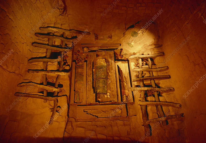 Lord of Sipan's tomb, Peru