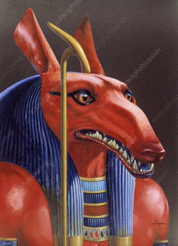 Seth, Egyptian god