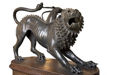 Etruscan chimera, 4th century BC