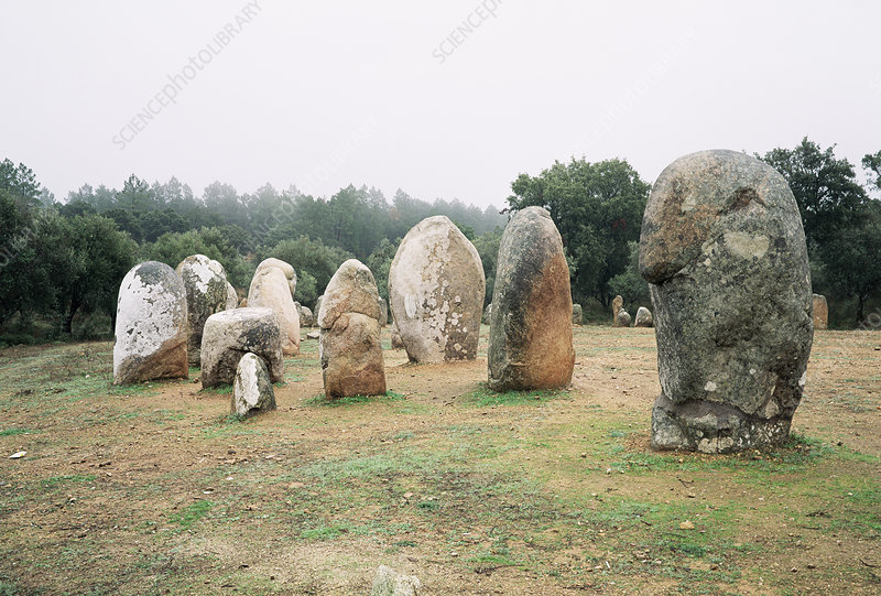Cromlechs of Almendres