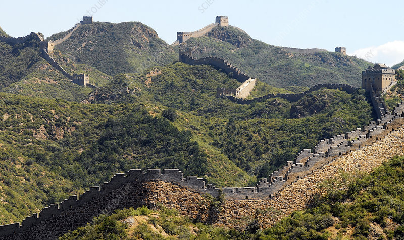 Great Wall of China, Jinshanling section