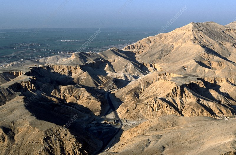 Valley of the Kings East Valley, Egypt