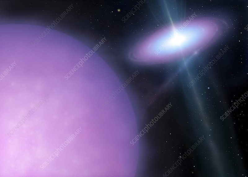 X-ray binary star SS433