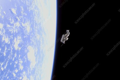 SuitSat space debris, 2006