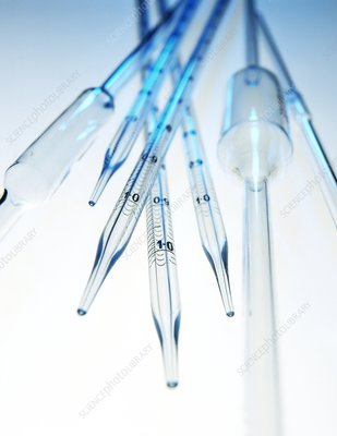 Glass pipettes
