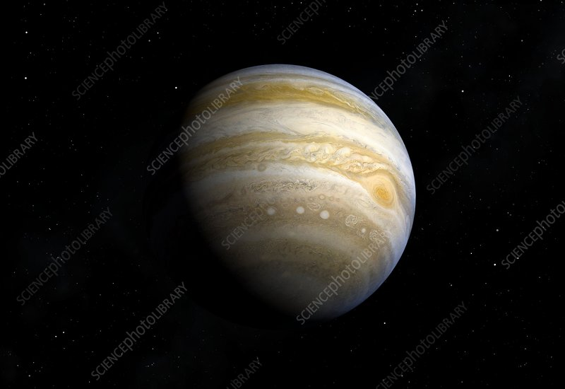 Jupiter, artwork