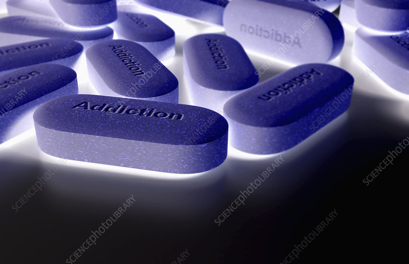 'Addictive' pills