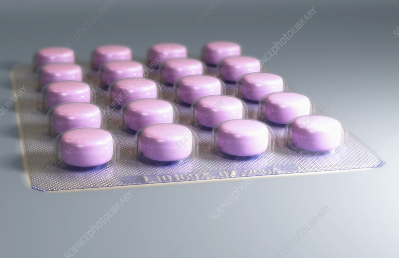 Packet of tablets