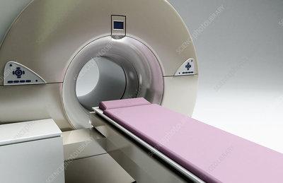 A MRI scanner
