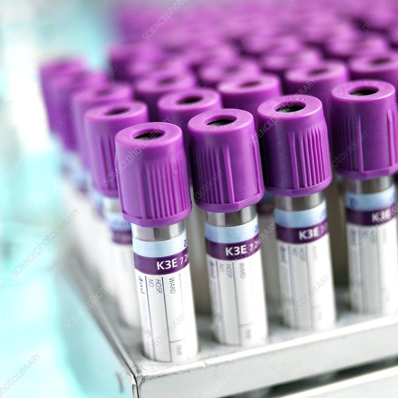 Blood sampling tubes