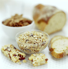 Fibre-rich foods