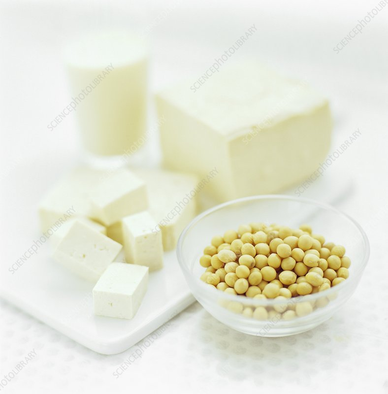 Soya bean products