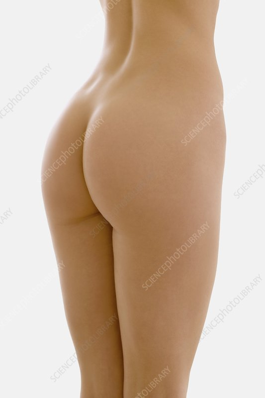 Woman's buttocks