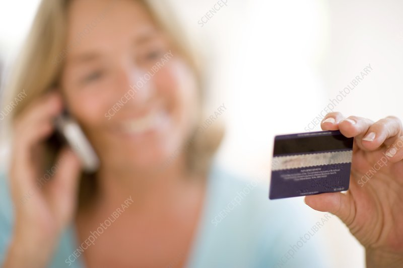 Credit card purchasing