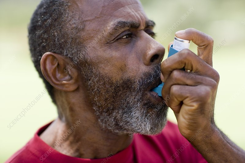 Treating an asthma attack