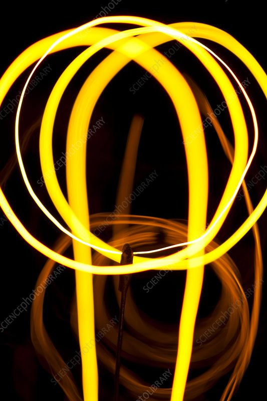 Light bulb filament
