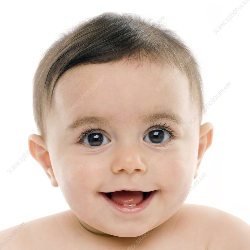 Baby boy f002 8158 royalty free credit science photo library caption