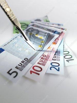 Financial cuts