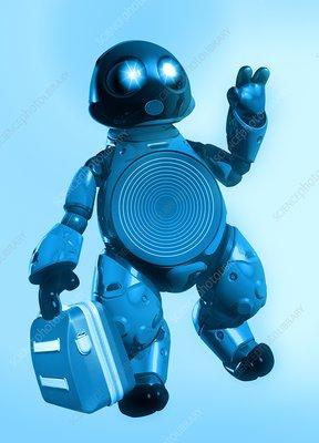 Robot, artwork