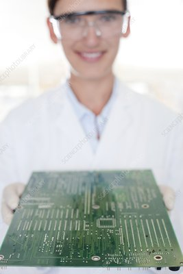 Circuit board manufacture