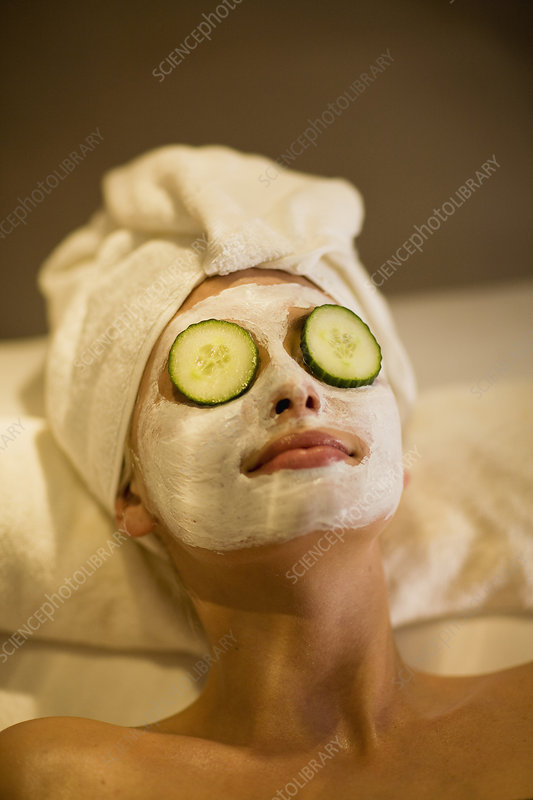 a day in a wellness spa   stock image f003 5659   science