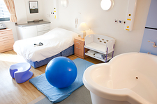Birthing centre room