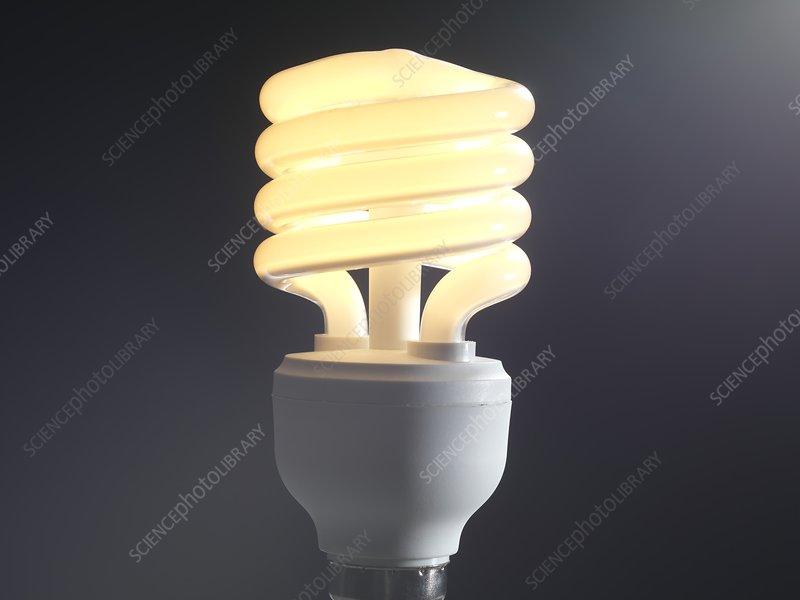 Energy-saving light bulb