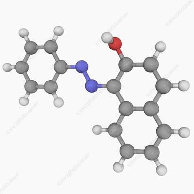 Sudan I molecule