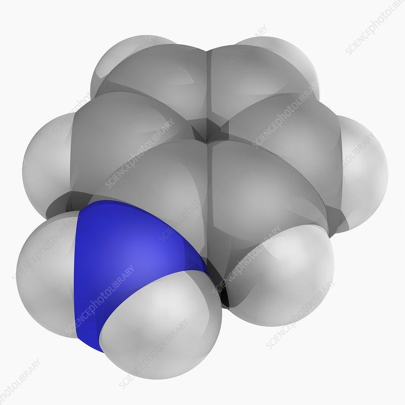 Aniline molecule