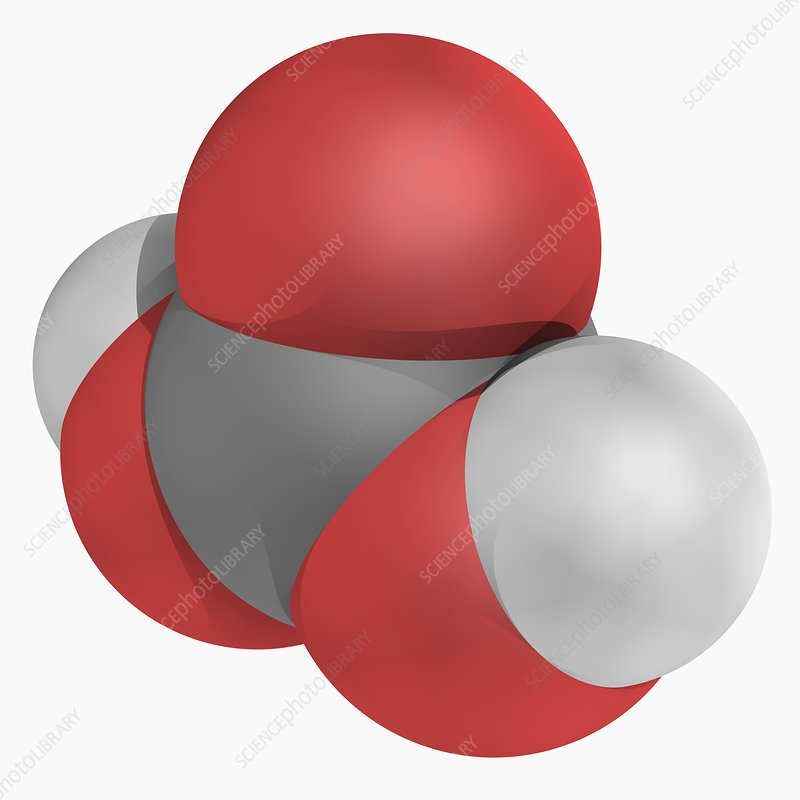 Carbonic acid molecule