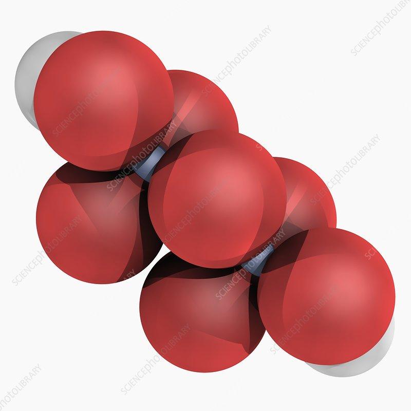 Dichromic acid molecule