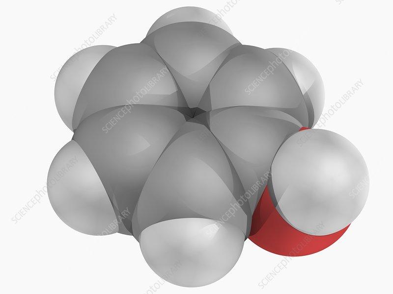 Phenol molecule