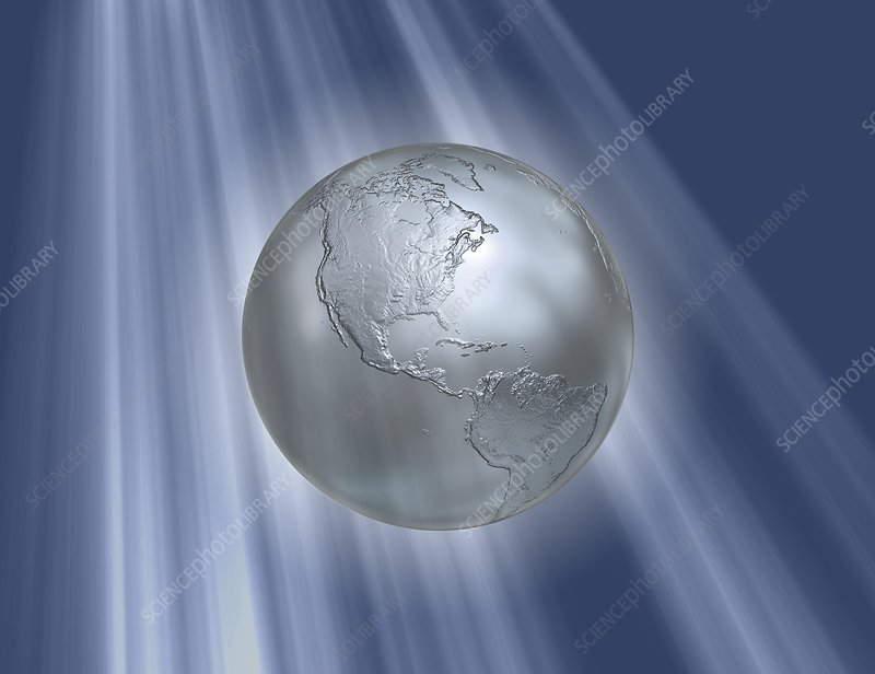 Silver Earth, artwork