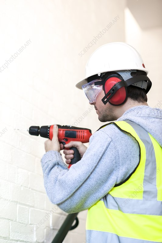 Protective clothing for drilling