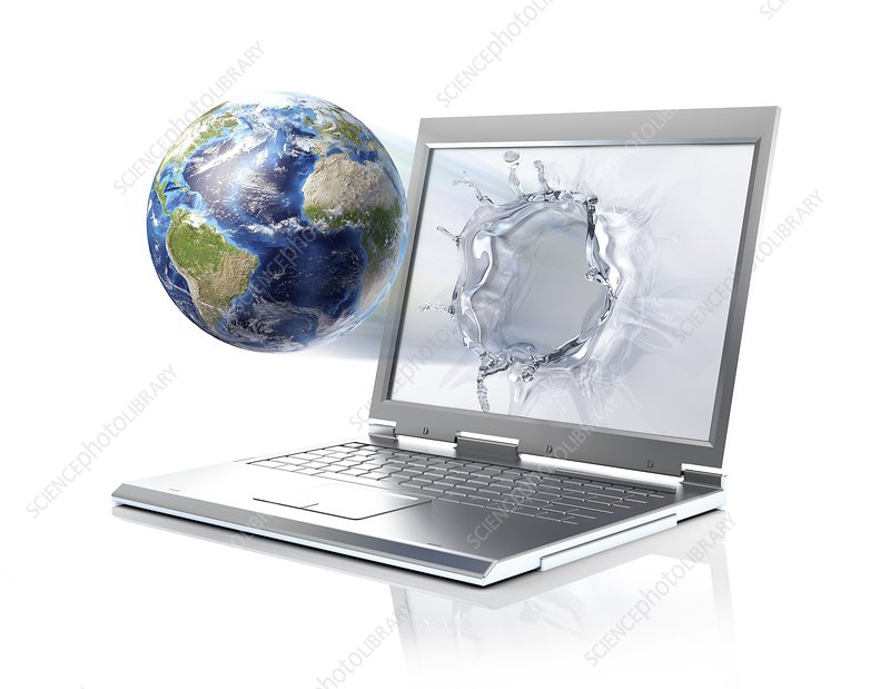 World Wide Web, conceptual image