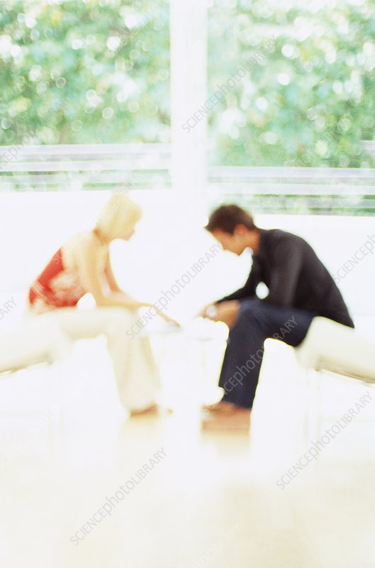 Relationship problems, conceptual image