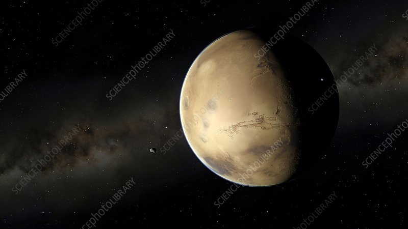 mars and its 2 moons - photo #16